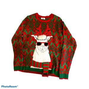 Ugly Christmas Sweater size 42-44
